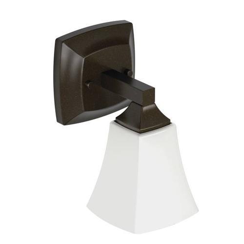 Voss oil rubbed bronze bath light