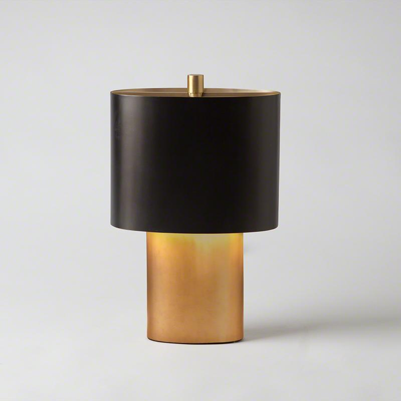 Nordic Table Lamp-Gold-Lg