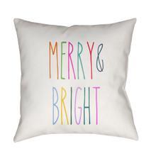 "Merry Bright HDY-062 18"" x 18"""