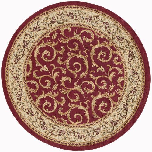 Elegance - ELG5400 Red Rug