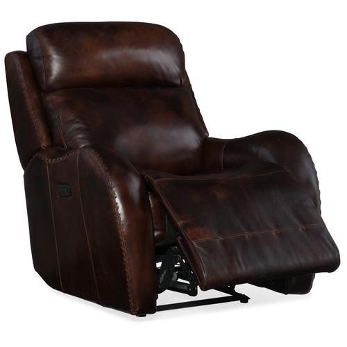 Chambers Power Recliner w/ Power Headrest