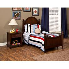 Westfield 4pc Full Bedroom Set - Espresso