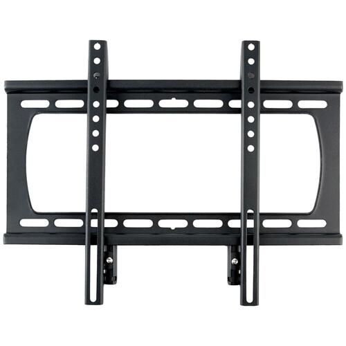 "Outdoor Weatherproof Fixed Mount for 37"" - 80"" TV Screens & Displays - SB-WM-F-L-BL (Black)"
