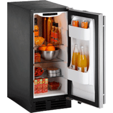 "Stainless Right-hand 2000 Series / 15"" Refrigerator Model"