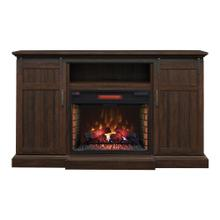 View Product - Manning TV Stand with Electric Fireplace