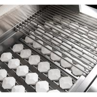 Vintage - 36-In. Built-In Natural Gas Grill in Stainless