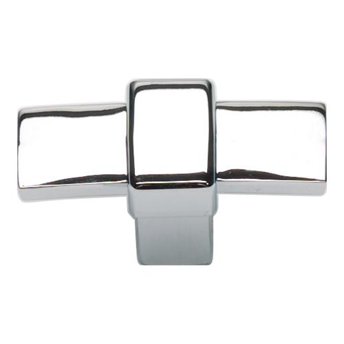 Buckle Up Knob 1 13/16 Inch - Polished Chrome