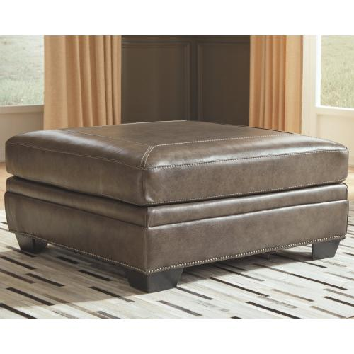Roleson Oversized Accent Ottoman