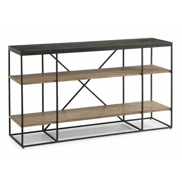 See Details - Carmen Sofa Table with Shelving