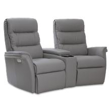 See Details - Laguna Manual Reclining Sofa