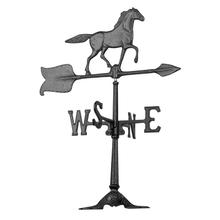 "24"" Horse Accent Weathervane"