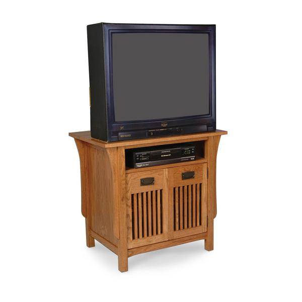 Prairie Mission TV Stand with Doors