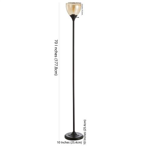 Arabella Floor Lamp - Black