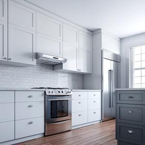 "Xo Appliances350 CFM 30"" Under Cabinet Range Hood Stainless"