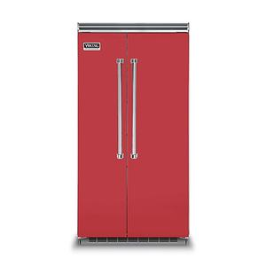 "42"" Side-by-Side Refrigerator/Freezer - VCSB5423 Viking 5 Series"