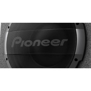 """Pioneer - 12"""" - 1500w Max Power, Built-In 600w Output Amplifier - Ported Active Enclosure Subwoofer"""