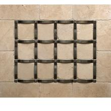 Grid - Backsplash Bronze Dark Lustre