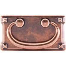 View Product - Mission Plate Pull 3 Inch (c-c) Old English Copper