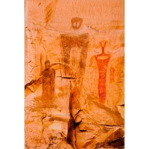 Shadow Dancers 36x24 Mirr'd Edge Canvas