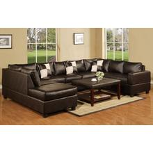 View Product - 3-Pcs Sectional Sofa