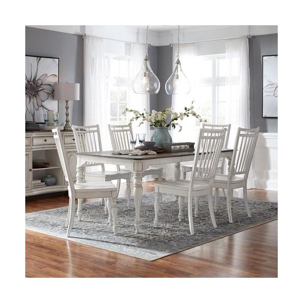 Opt 7 Piece Leg Table Set