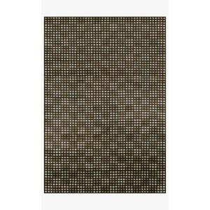 Gallery - FL-01 Black / Beige Rug