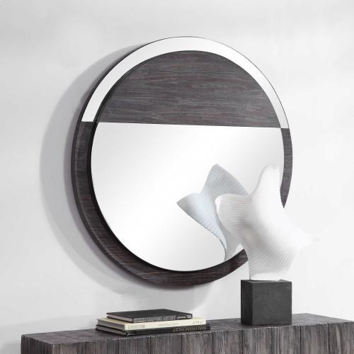 Tajitu Round Mirror