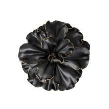"Black\gold Wall Flower, 10"""