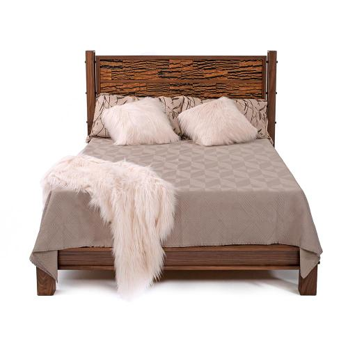 Riley Complete Bed With Bark Tile