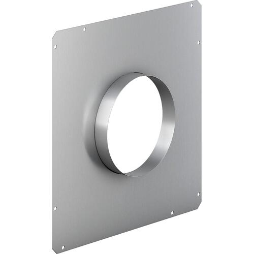 6-Inch Round Front Plate for Downdraft