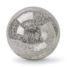 Mercury Glass Sphere (14 Inch)