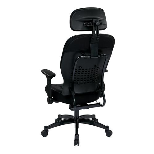 Bonded Leather Seat and Back Managers Chair