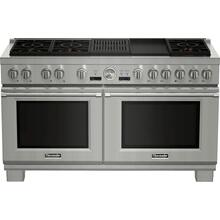 See Details - 60-Inch Pro Grand® Commercial Depth Dual Fuel Range