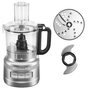 Kfp0718cu In Contour Silver By Kitchenaid In Kitchener On 7 Cup Food Processor Contour Silver