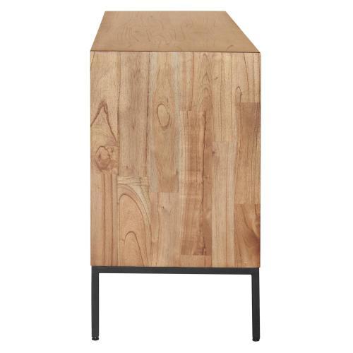 Hathaway Dresser 6 Drawers, Newton Brown