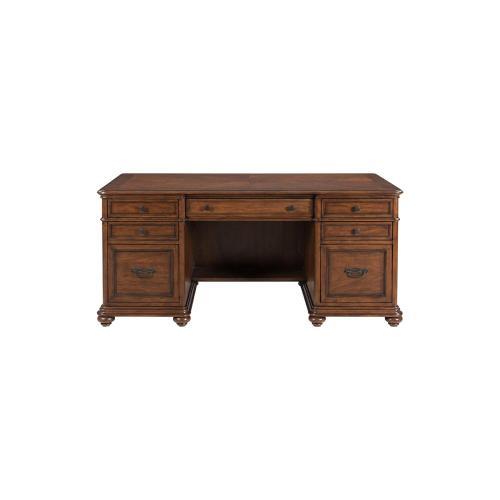 Executive Desk - Classic Cherry Finish