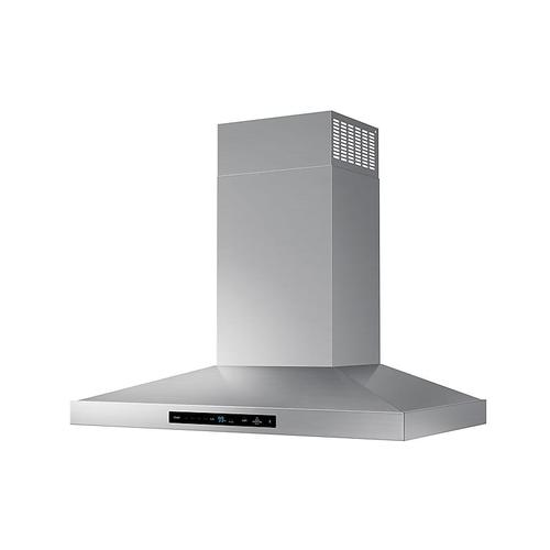 "36"" Chef Collection Wall Mount Hood in Stainless Steel"