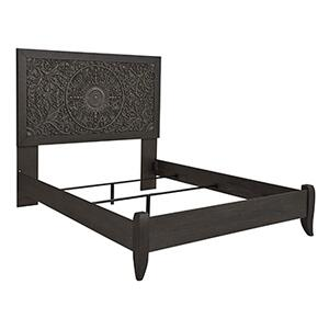 Paxberry Queen Panel Footboard With Rails