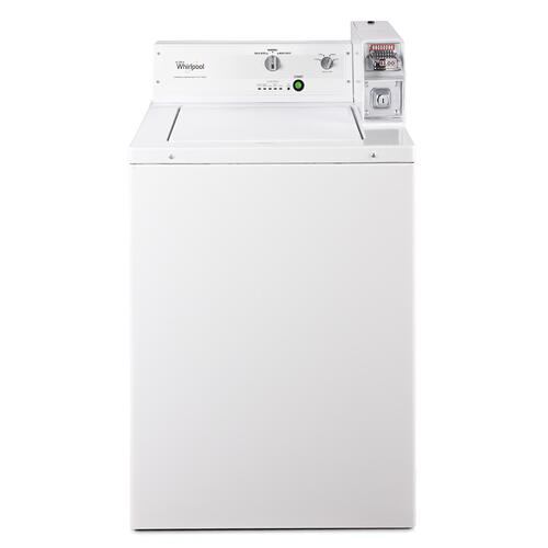 Whirlpool Commercial - Whirlpool CAE2743BQ  2013 Energy Compliant Mechanical Metered Top Load Washer