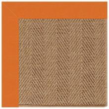 View Product - Islamorada-Herringbone Canvas Tangerine