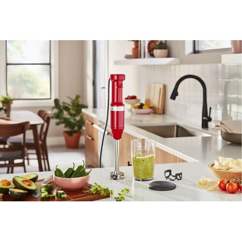 Variable Speed Corded Hand Blender - Passion Red