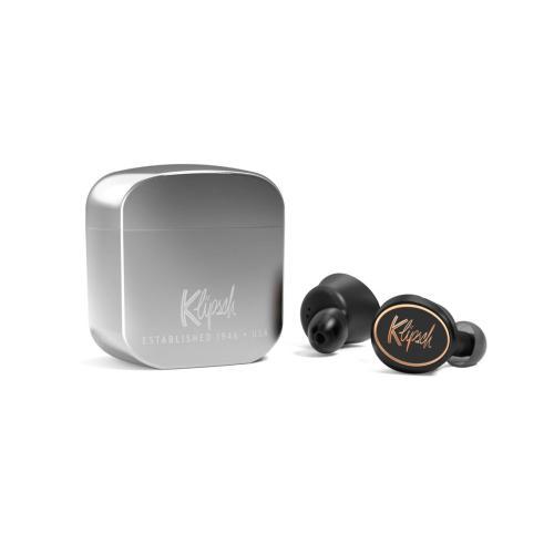T5 True Wireless Earphones - Black/Silver