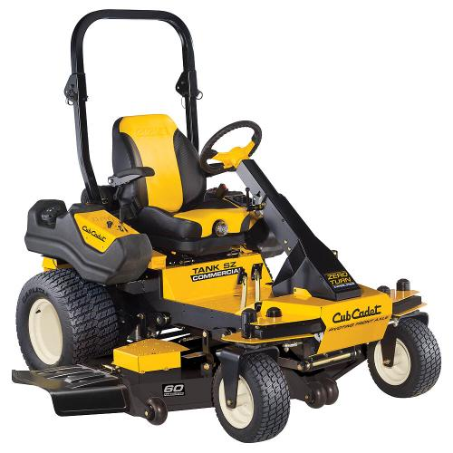 Tank SZ 60 KW Cub Cadet Commercial Ride-On Mower