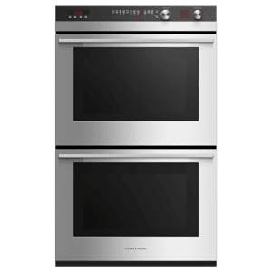 """Fisher & PaykelDouble Oven, 30"""", 11 Function, Self-cleaning"""