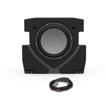 """View Product - M2 10"""" Element Ready™ Loaded Subwoofer Enclosure for Select Can-Am® Maverick X3 Models"""
