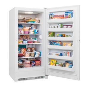 Gallery - 20.9 Cu. Ft. Upright Freezer