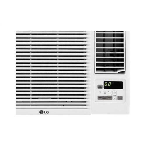 18,000 BTU Window Air Conditioner, Cooling & Heating