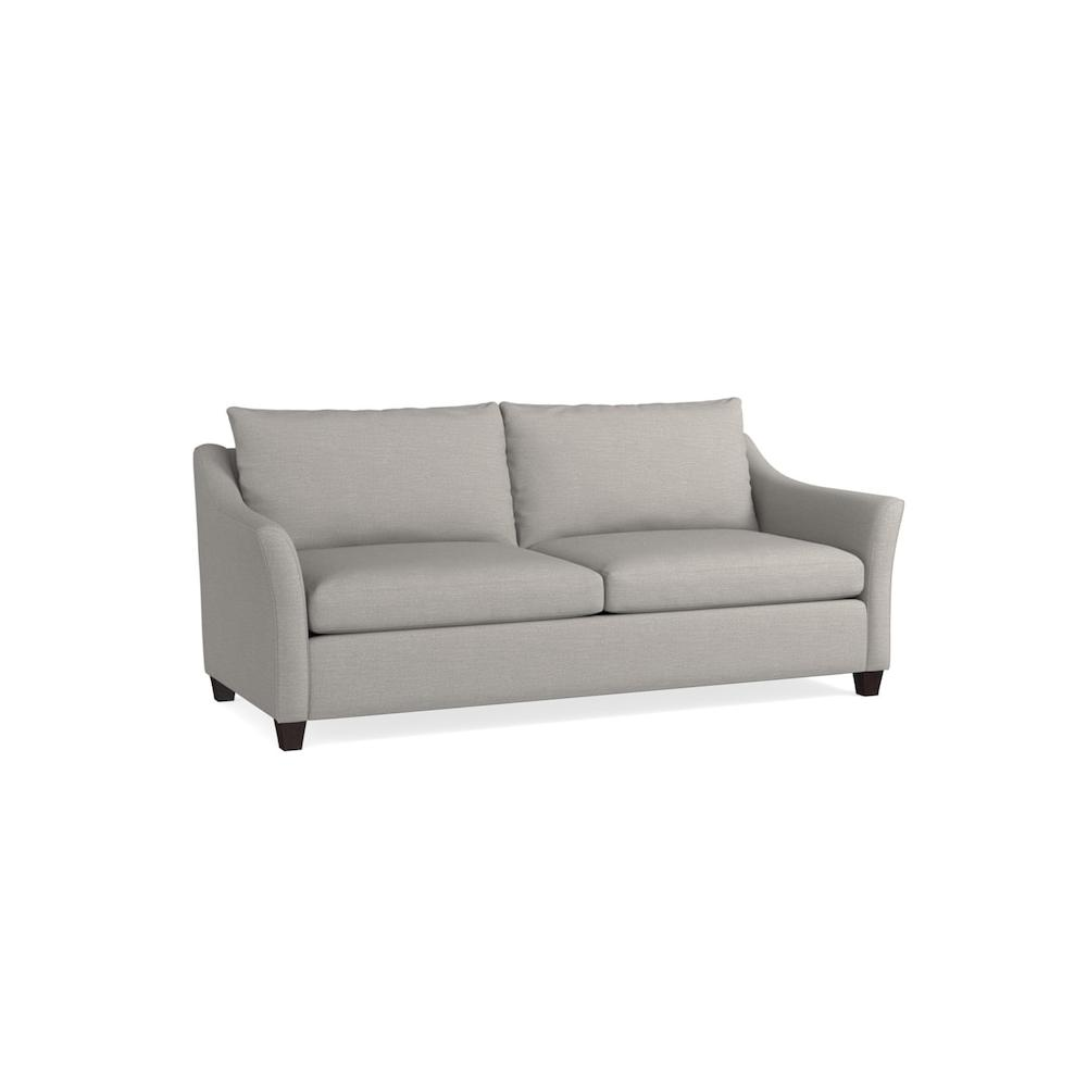 Studio Loft Cooper Sofa, Arm Style Scoop