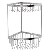 Classic Two Tier Corner Basket