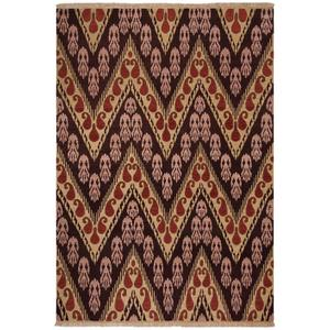 Sumak Hand Knotted Rug